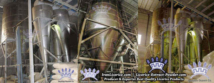 Licorice Extract Powder Manufacture