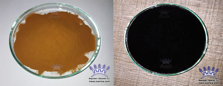 Licorice Extract Powder Liquid Paste Liquorice Paste Liquid Powder
